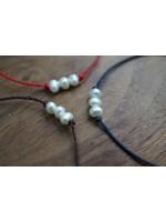 BFF 珍珠手繩